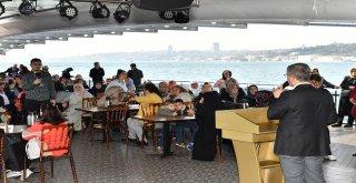 VALİDE SULTAN GEMİSİ'NDE 3 MAHALLE BİR ARADA
