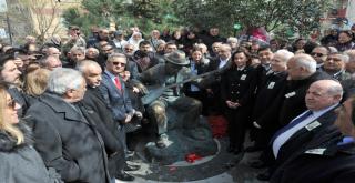 Âşık Veysel Parkı ve Anıtı Açıldı!
