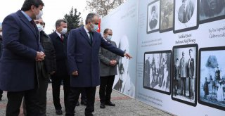 Milli Şair Mehmet Âkif Bursa'da anıldı