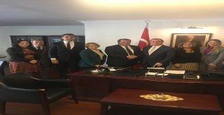 Büyükelçiler Festivale Davet Edildi