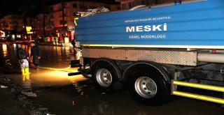 Büyükşehir, Şiddetli Yağışlara Karşı Teyakkuzda
