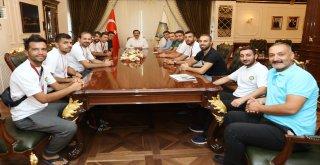 Başkan Atilla: Engelleri beraber aşıyoruz