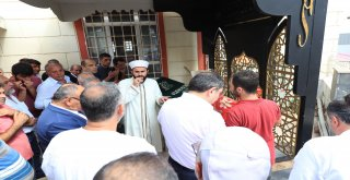Başkan Hasan Can Ümraniyeli Zülal Şahin'in Cenazesine Katıldı