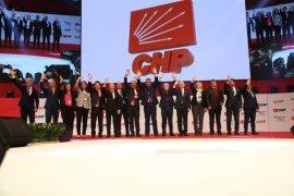 CHP'nin adayları Ankara'da tanıtıldı