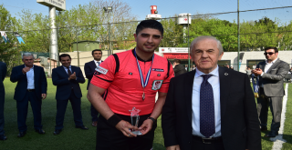 Beşiktaş Belediyesi Birimler Arası Futbol Turnuvası!