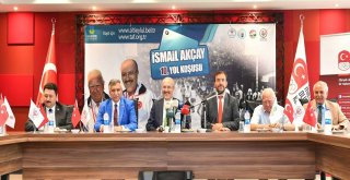 Efsane atlet İsmail Akçay'ın adına Balıkesir'de yapılan yol koşusu'nun 10.'su 9 Eylül Pazar günü yapılacak.