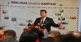 Hisar, Bursa'nın Açık Panoramik Müzesi Olacak