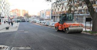 Büyükşehir Bursa'yı  Asfaltlıyor