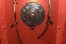 Bıçak Müzesi'nde 'Kılıç Kalkan' sürprizi