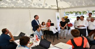 İnegöl Belediyesi'nden Üniversite Adaylarına Ücretsiz Tercih Rehberliği