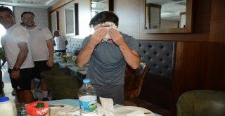 Afyon Kampının Son Gününde Mehmet Yılmaz'a Sürpriz Kutlama