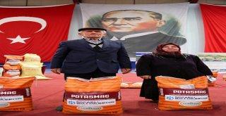 Başkan Karaosmanoğlu; ''Destek bizden üretim sizden''