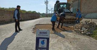 Şuski, Birecik'te Hizmetlerini Sürdürüyor