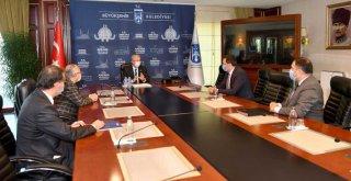 DİKİMEVİ-NATOYOLU METRO HATTI İÇİN İLK İMZALAR ATILDI