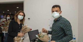 Mersin Büyükşehir'den Sağlık Çalışanlarına 14 Mart Sürprizi