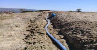 Salur'un İçme Suyu Hattı Yenilendi