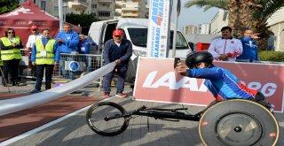 Mersin Maratonu'na Bağcılarlı Sporcular Adını Yazdırdı