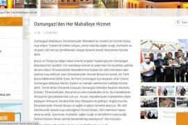 OSMANGAZİ'DE  'RANT OYUNU '  İDDİASI