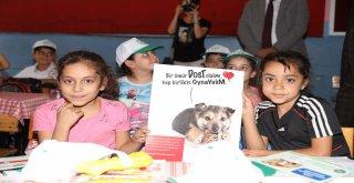 Öğrenciler hayvan hakları konusunda bilgilendirildi