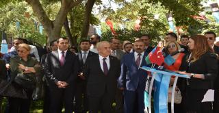 Yenilenen Azerbaycan Dostluk Parkı Açıldı!