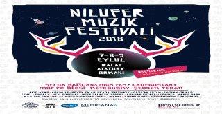 Nilüfer Müzik Festivali dolu dolu geliyor