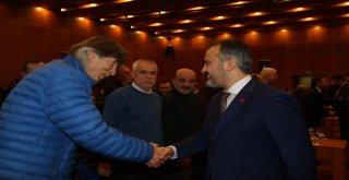 Bursa Büyükşehir'den Amatöre 1 milyon 100 bin TL'lik büyük destek