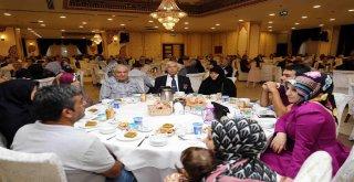 Bağcılar'da Gaziler Ve Şehit Yakınları Onur Yemeğinde Ağırlandı