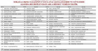 İzmir'de kısıtlılık saatleri ve hafta sonlarına özel toplu ulaşım düzenlemesi