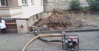 Ümraniye Belediyesi Şiddetli Yağışlar İçin Teyakkuzda