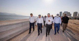 Mavişehir'de su taşkınlarını sona erdirecek proje tamamlanıyor