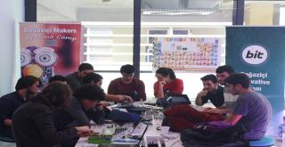 """Boğaziçi Innovative Team, Geleceğin """"Maker""""larını Yetiştiri..."""