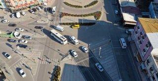 Bursa, trafikte 2 yılda 141 kentin önüne geçti