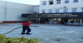 Ümraniye'deki Okullar Yeni Eğitim Öğretim Yılı İçin Hazır!