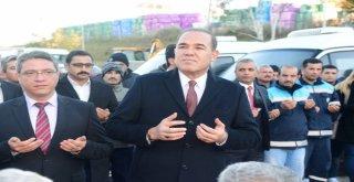 Başkan Sözlü'den Temiz Adana'nın Özverili Çalışanlarına Teşekkür