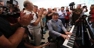 Hababam Sınıfı Müzesi açılışında Başkan Türel'den sürpriz