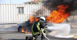 Büyükşehir itfaiye 9 günde 397 olaya müdahale etti