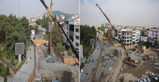 Gebze - Darıca Metrosu'nda kazı çalışmaları başladı