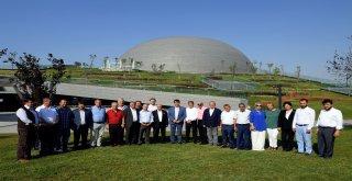 Osmangazi Belediye Meclis Üyeleri Fetih Müzesi'ni Gezdi