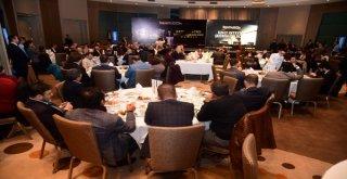 ASKİ Atatürk Spor Salonu'na 'En iyi Sosyokültürel Yapı Ödülü'