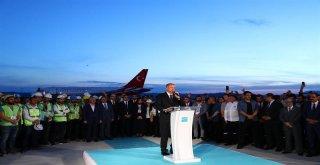 Tarihi İniş Arnavutköy'de Gerçekleşti