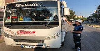 Büyükşehir'den Kaçak Servise Geçit Yok
