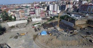Trabzon şehir merkezine ikinci meydan geliyor ?
