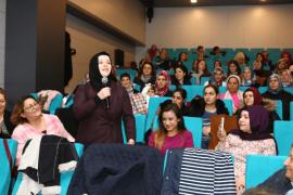 """Nilüfer'de Kadınlardan  """"Hayat Dolu Buluşmalar"""""""