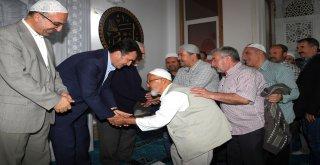 Demirtaş Cami İlk Teravih Namazı İle İbadete Açıldı