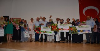 Kadın Çiftçiler Alanya Finali'ni Hamide Uçak kazandı