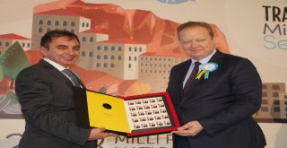 Trabzon Milli Pul Sergisi ziyarete açıldı