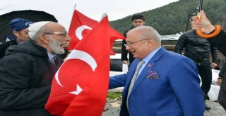 Başkan Kocamaz?dan Bir Günde 11 Köy Ziyareti