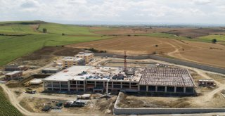 Büyükşehir Belediyesi Malkara Et Kombinası Tamamlanıyor