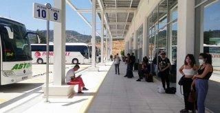 Bodrum'da Yeni Otogar Hizmete Girdi
