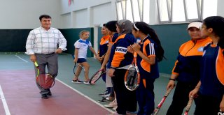 Kuveytli Sporcular Kamp İçin Osmangazi'yi Seçti